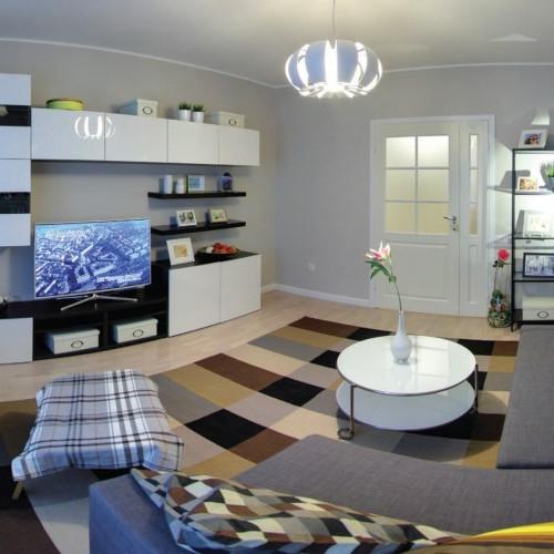 ЖК Ландыши, отделка,комната